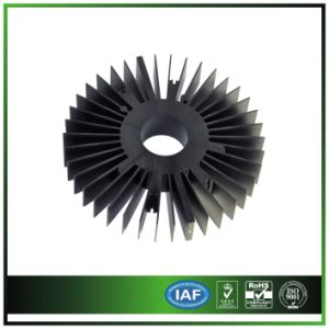 10W Aluminum Extrusion Heat Sink for LED Indoor Lamp pictures & photos
