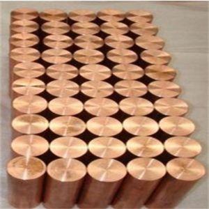 Copper - Beryllium Alloy Bars (C17200) pictures & photos