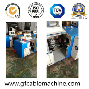 300mm Thin Copper Wire Twisting Bunching Machine pictures & photos