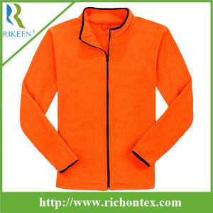 Men′s Micro Polar Fleece Winter Jacket, Fleece Jacket, Men′s Jacket