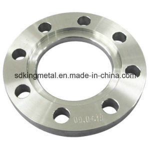 300lbs Grooved Stainless Steel Flange with CE pictures & photos