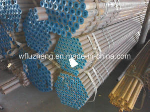 Smls Black Steel Pipe, ASTM A106/A53 Gr. B Steel Pipe for Water and Gas pictures & photos
