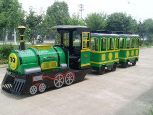 Environmentally Friendly Mini Electric Train (SPL202) pictures & photos