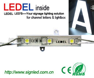 LED Channel Letters (LL-F12T7815X3A)