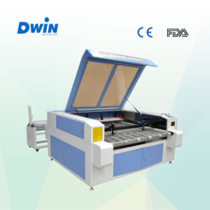 Garment Template Laser Cutting Machine (DW1410) pictures & photos