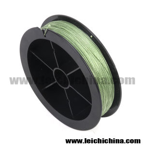 Wholesale 4 Strand PE Braided Fishing Line pictures & photos