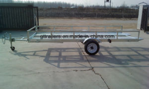 Golf Cart Trailer for Sale Tr0104 (500kgs) pictures & photos