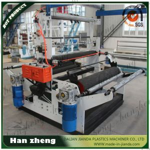 Z40-700 High Speed HDPE LDPE Single Screw Double Die Head Plastic Film Blowing Machine pictures & photos