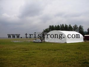 Large Snow Loaded Hangar, Aircraft Shelter, Aircraft Parking (TSU-4530/TSU-4536) pictures & photos
