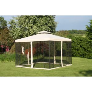 3m*3m Steel Outdoor Lead Gazebo (ETF06003) pictures & photos