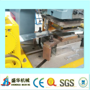 Anping Factory Razor Barbed Wire Mesh Machine (Nine strips) pictures & photos