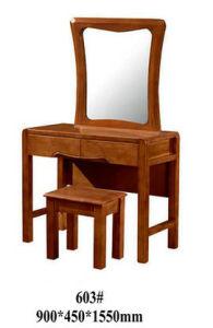 Wooden Dresser, Bedroom Furniture Set, Dresser with Mirror (6609) pictures & photos