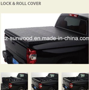 Soft Lock & Roll up Tonneau Cover pictures & photos