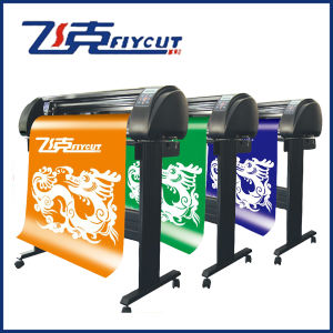 24′ Laser Cutting Plotter Vinyl Cutter for Contour Cutting pictures & photos