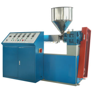 One Colour Straw Making Extrusion Machine
