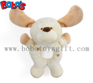 """7"""" Plush Funny Dog Infant Toys Baby Rattle Toy pictures & photos"""