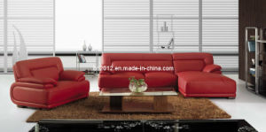 Living Room Genuine Leather Sofa (SBO-3929A) pictures & photos