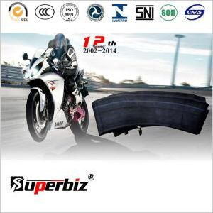 Hot Sale Butyl Motorcycle Tube Rubber Inner Tube (225/250-16) pictures & photos