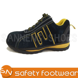 Trainer Safety Shoes with Steel Toe Cap (SN1582) pictures & photos