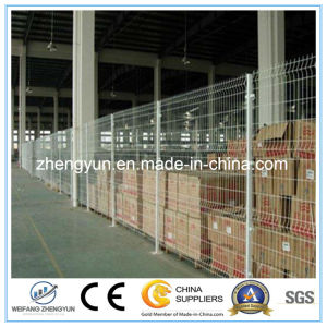 High Quality PVC Coated Wire Mesh Fence/Garden Fence pictures & photos