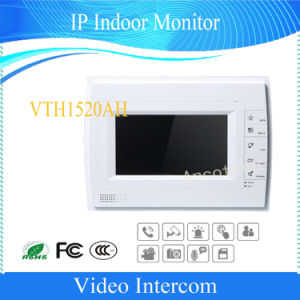 Dahua IP Indoor Monitor (VTH1520AH) pictures & photos