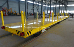 Heavy Transport Car Applied in Re-Rolling Steel Industry Group pictures & photos