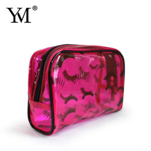 2017 Waterproof Pouch Made in China PVC Promotional Cosmetic Bag pictures & photos