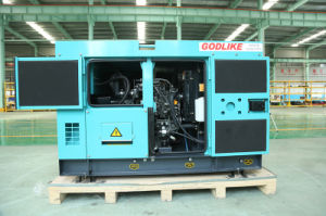 3 Phase 40kVA Diesel Backup Generator Residential (GDC40*S) pictures & photos