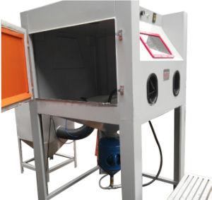 Pressurized Sandblast Cabinet Pressure Blast Cabinet pictures & photos