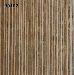 2015 New Design Deep Embossed Wallpaper with Strip Design pictures & photos