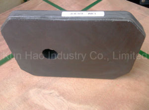 MGO-Al-C Slide Gate Plate for Steel Ladle pictures & photos