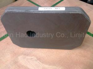 MGO-Al-C Slide Gate Plate for Steel Ladle