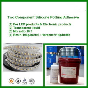 Two Part Addition Type Encapsultant Potting Adhesive pictures & photos
