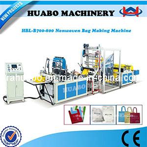 Non Woven Bag Machine (HBL-B 600/700/800) pictures & photos