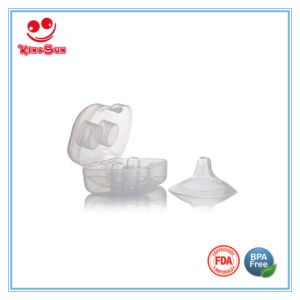 Silicone Breast Nipple Shield in Round Shape pictures & photos