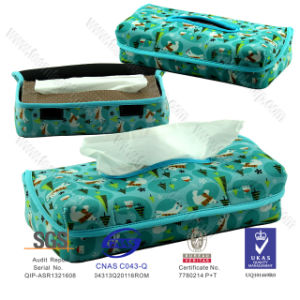 2014 New Design Neoprene Tissue Box Multi-Function for Daily Using pictures & photos