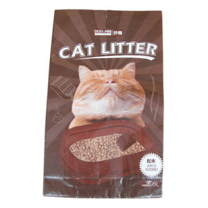 Stand-up Pet Food Bag with Zipper and Bottom Gusset pictures & photos