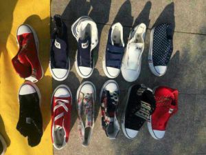 2015 New Stocks Board Shoes/Vulcanized Shoes for Mixed