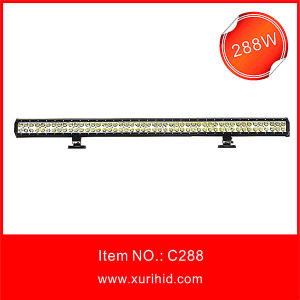 288W New Hot Sale CREE LED Light Bar for All Car