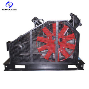 UL Certiticated Totally Oil-Free Nitrogen Compressor Booster Pump pictures & photos