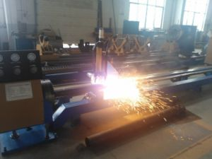 Pipe Intersection Cutting Machine (ZPB440) pictures & photos