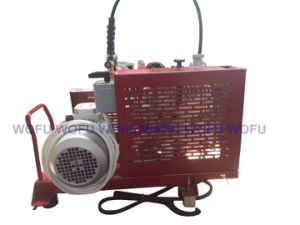 Air Breathing Cylinder Filling Pump for Scba pictures & photos