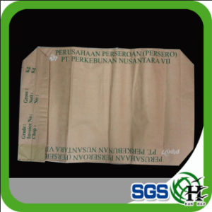 Cheap Kraft Paper PP Woven Valve Bag in China pictures & photos
