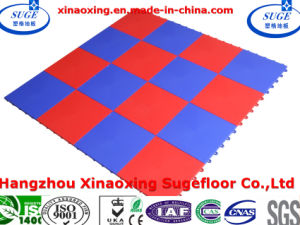 Easy Installation Soccer DIN CE Standards Futsal Flooring pictures & photos