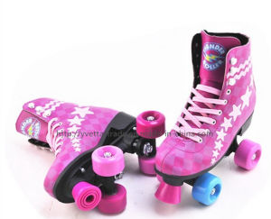 Quad Roller Skate for Kids with Cheaper Price (YVQ-002) pictures & photos