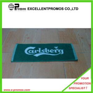 Jacquard Bar Towel Logo Customized Advertising Towel (EP-T7201) pictures & photos