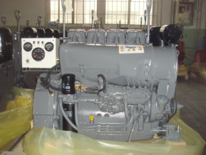 Deutz 4 Cylinder Air-Cooled Engine-F4l912 pictures & photos