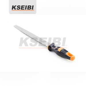 Abrasive Hand Tool Kseibi Steel Half Round Files with Handle pictures & photos