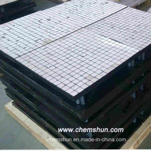 Abrasive Alumina Ceramic Rubber Plate Manufacturer for Austrian Market pictures & photos
