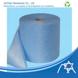 Nonwoven Wipes, Ideal for Kitchen Wipes Jinchen 11-132 pictures & photos